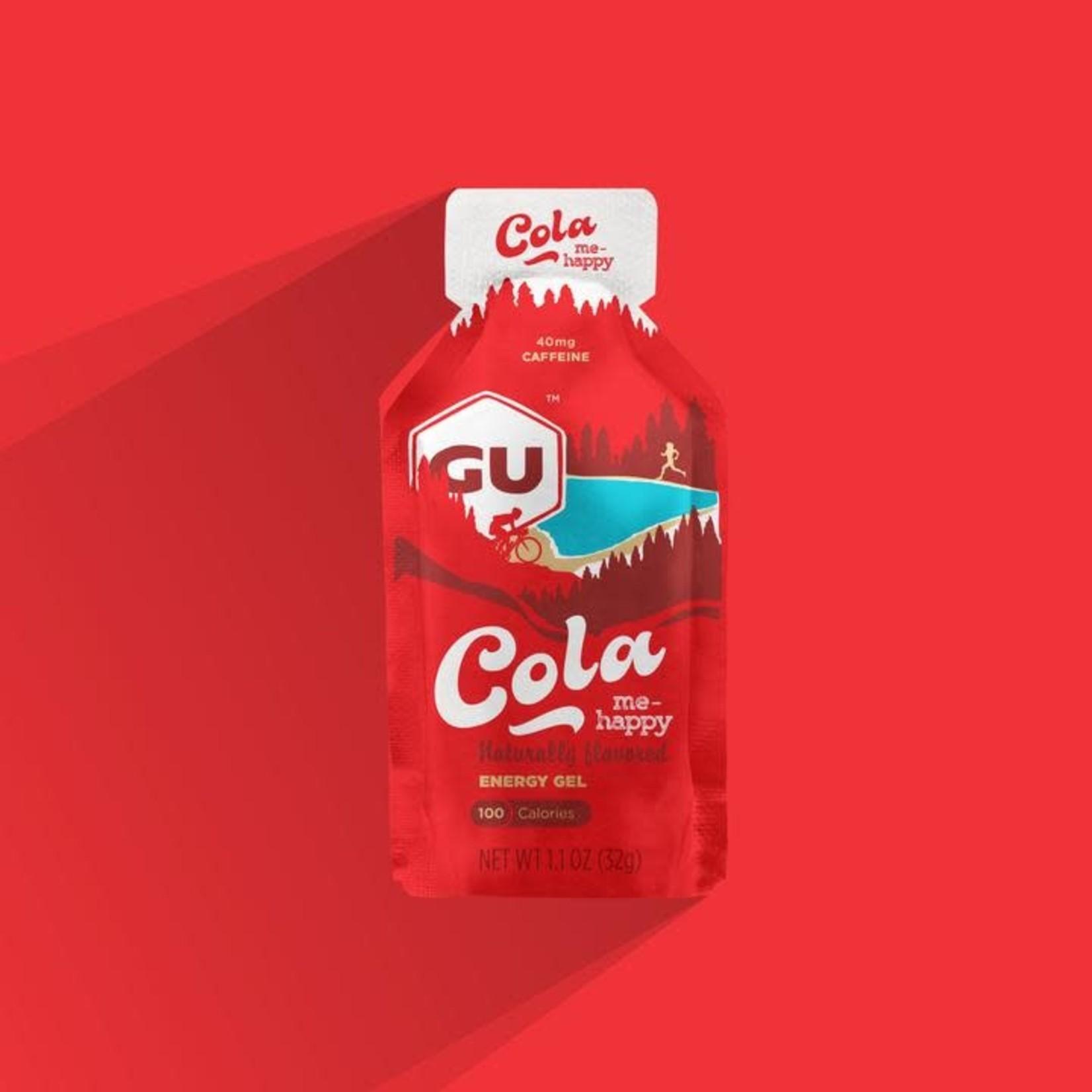 Gu Energy Gel Cola Me Happy