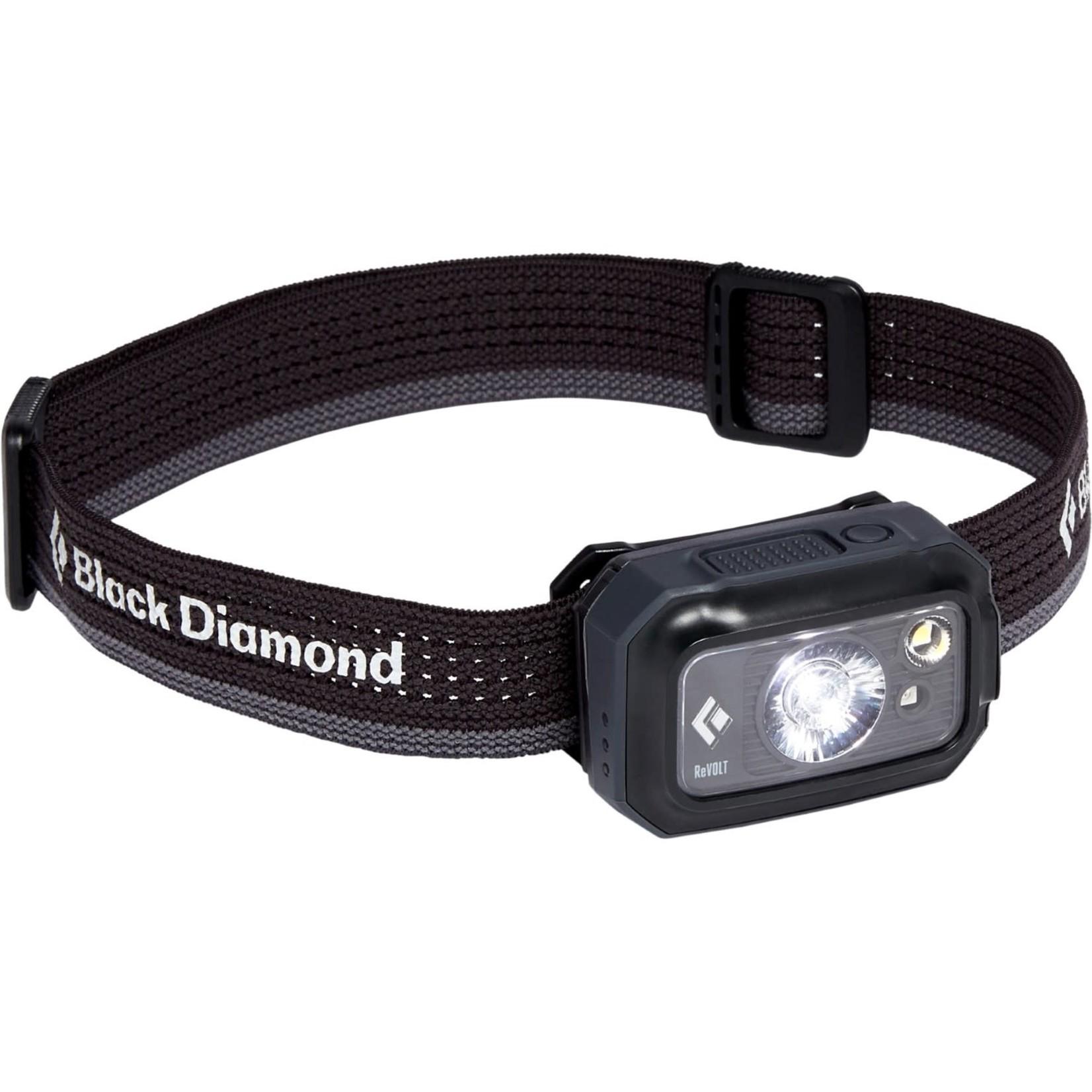 Black Diamond Lampe frontale Black Diamond ReVolt 350