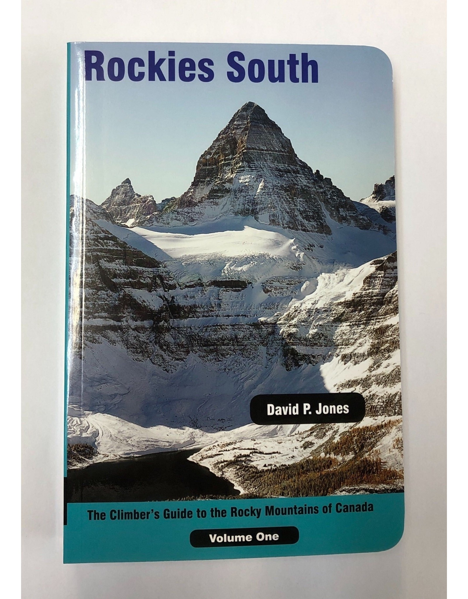 Rockies South Climbing Guide - Volume 1
