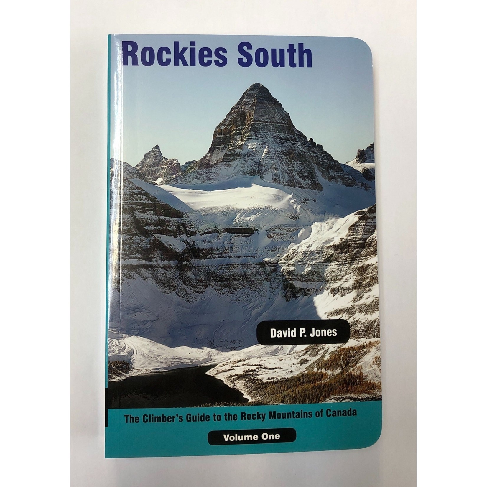 Rockies South Climbing Guide - Volume 1