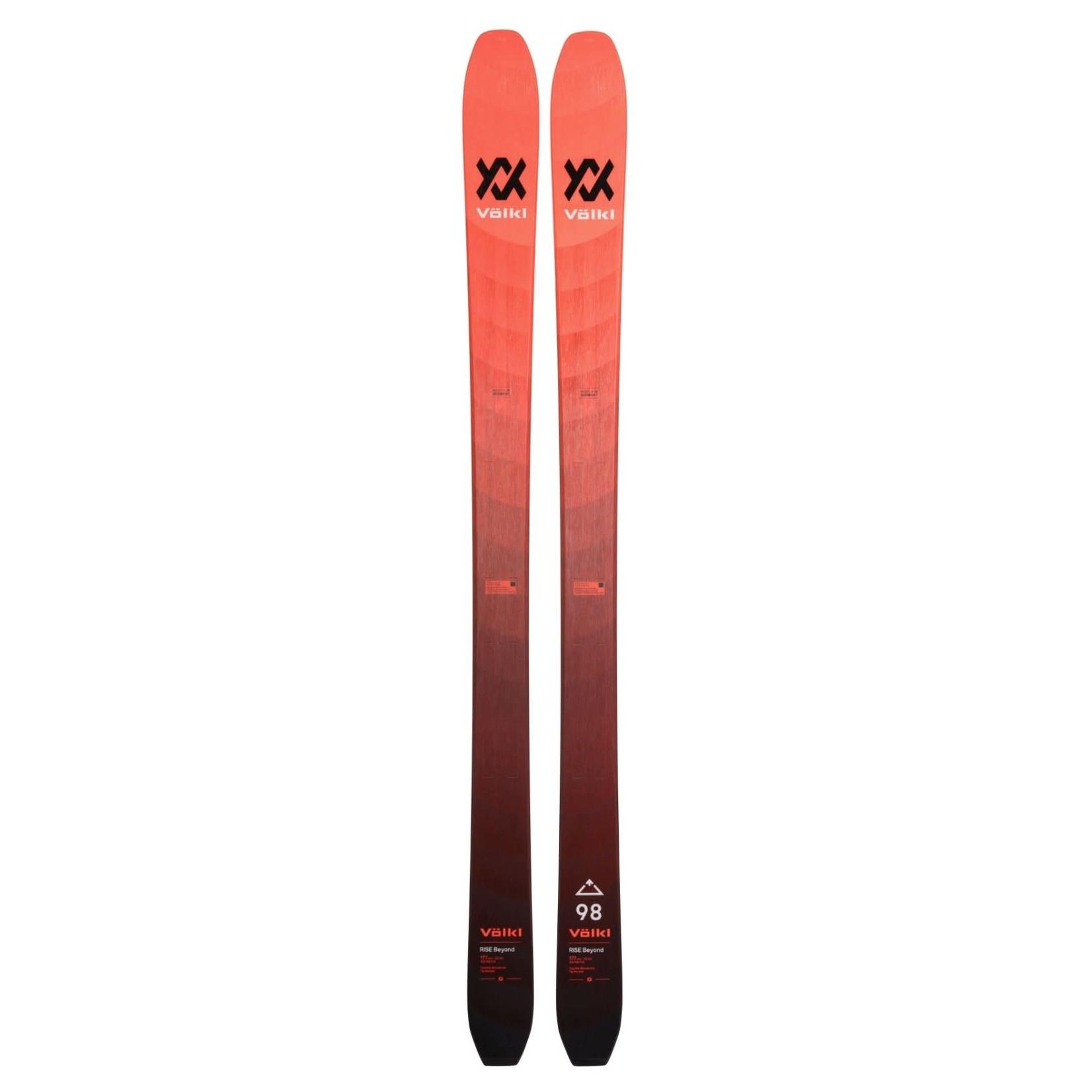 Volkl Ski Volkl Rise Beyond 98 - Unisexe