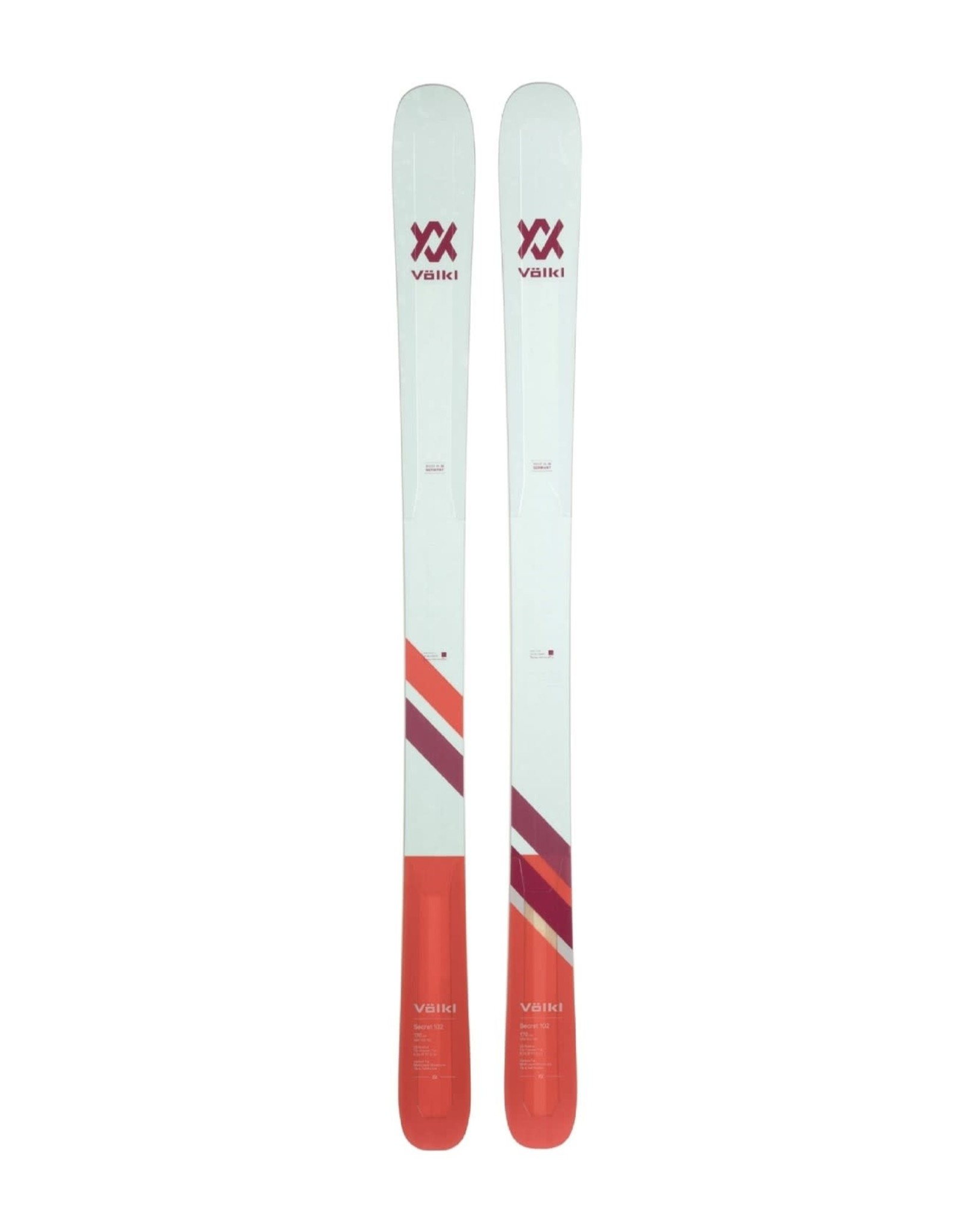 Volkl Volkl Secret 102 - Women