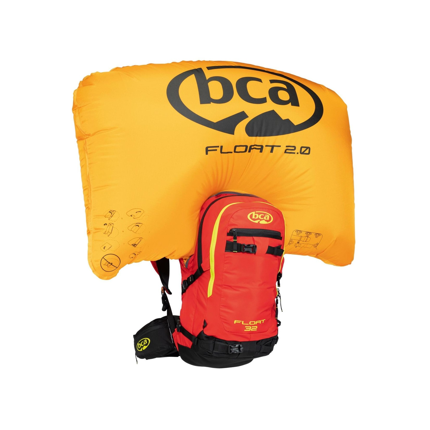 Backcountry Access Sac gonflable à avalanche BCA Float 32