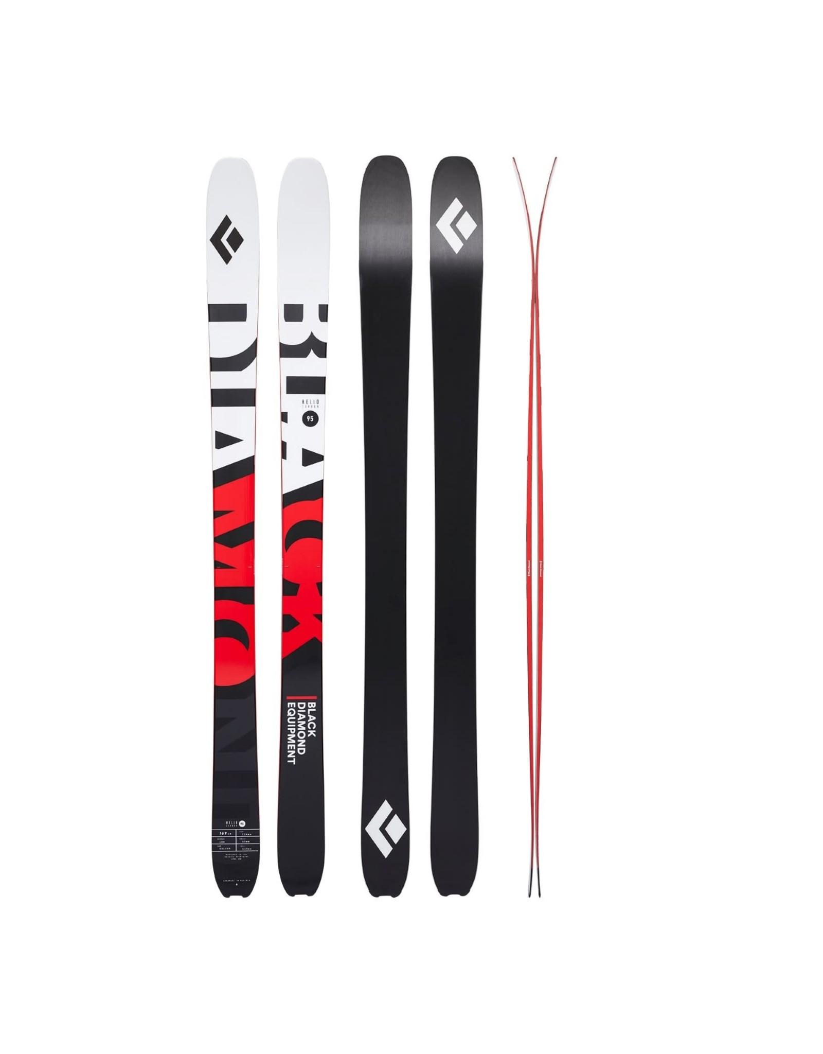 Black Diamond Black Diamond Helio Carbon 95 Skis