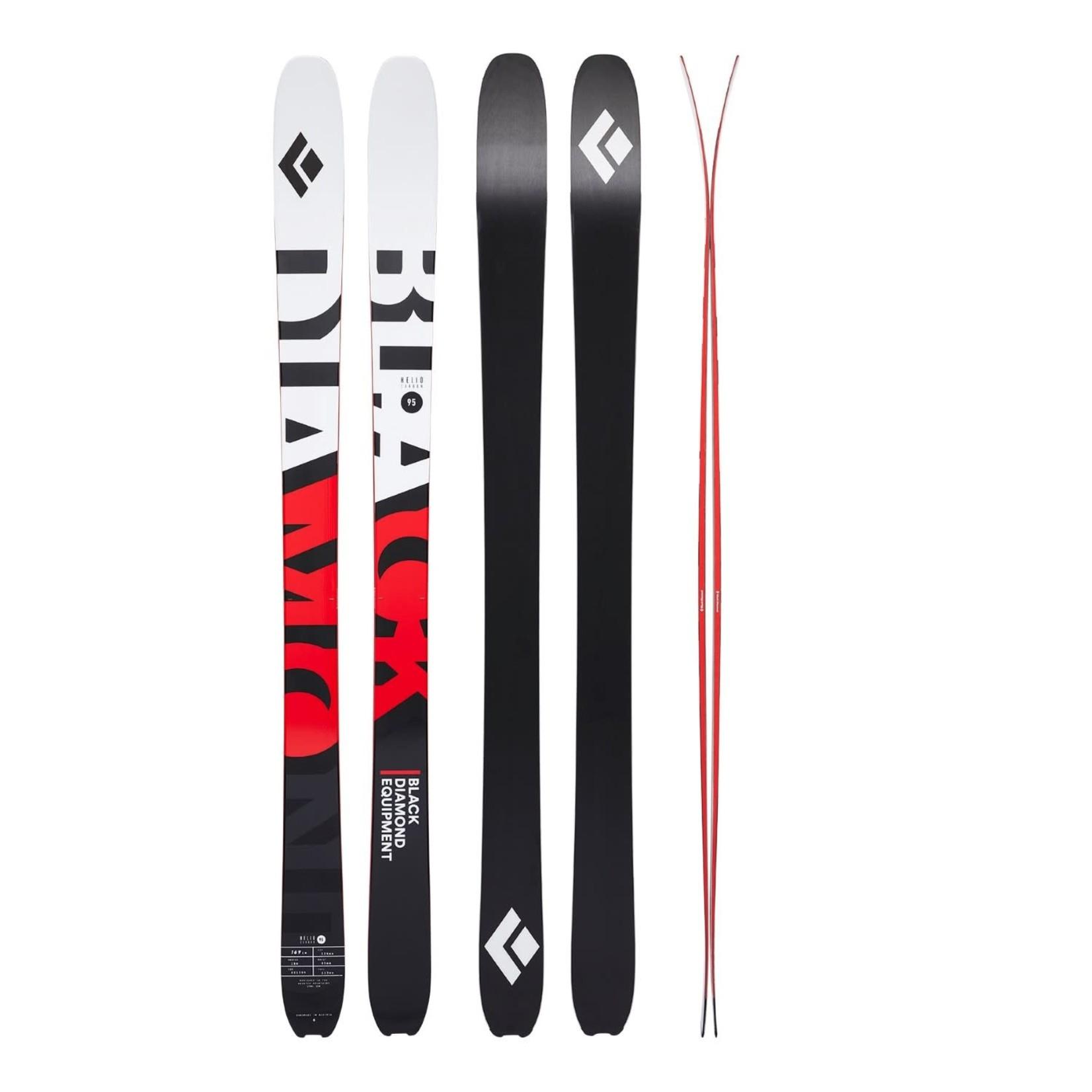 Black Diamond Ski Black Diamond Helio Carbon 95