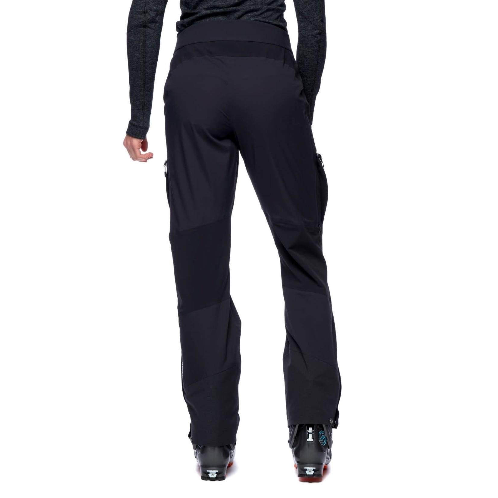 Black Diamond Pantalon Black Diamond Dawn Patrol Hybrid - Femme