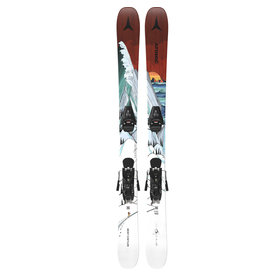 Atomic Atomic Bent Chetler Mini with Colt 10 Bindings - Kids