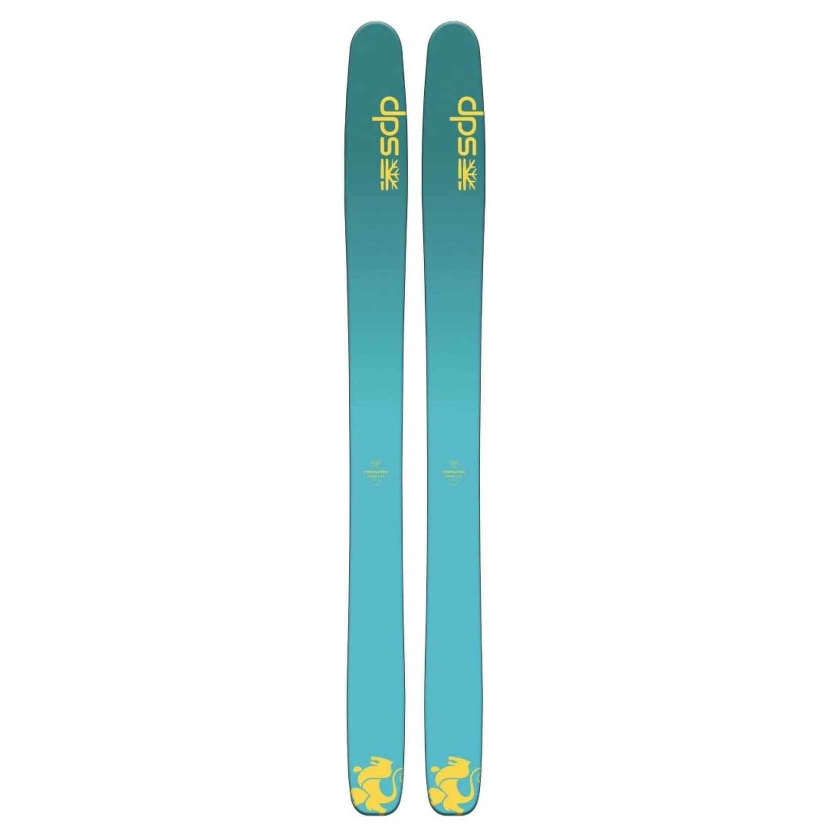DPS Ski DPS Yvette 112 Foundation - Femme