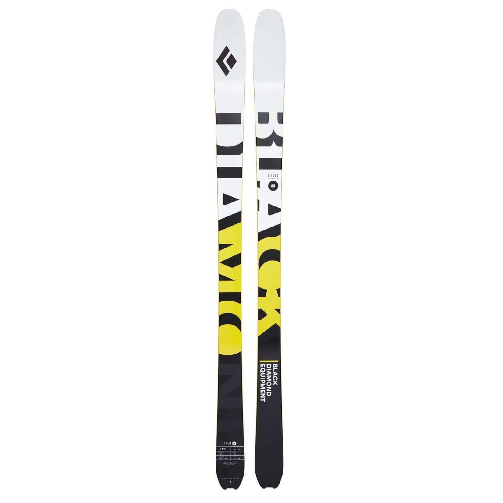 Black Diamond Ski Black Diamond Helio Carbon 88 - Unisexe