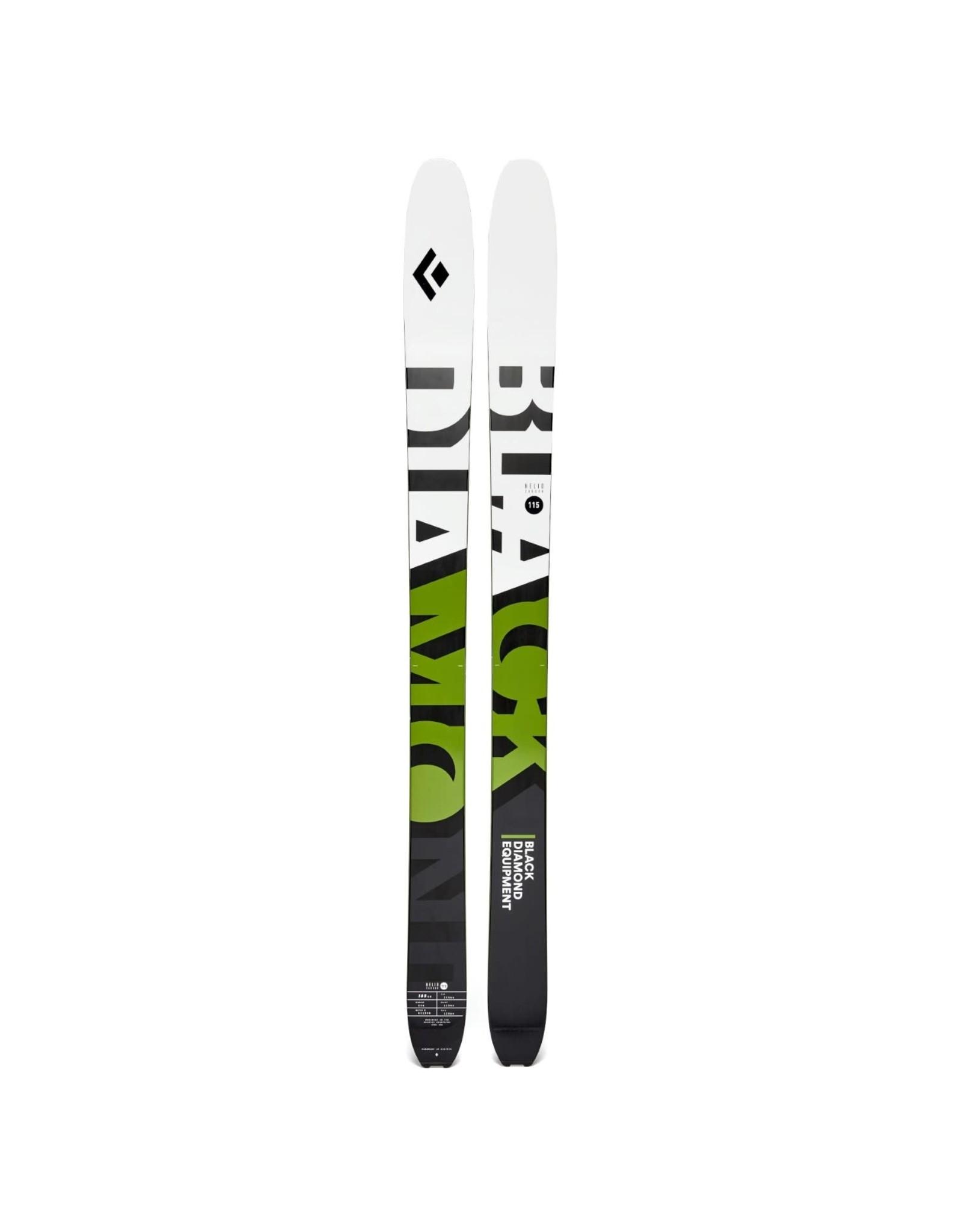 Black Diamond Ski Black Diamond Helio Carbon 115