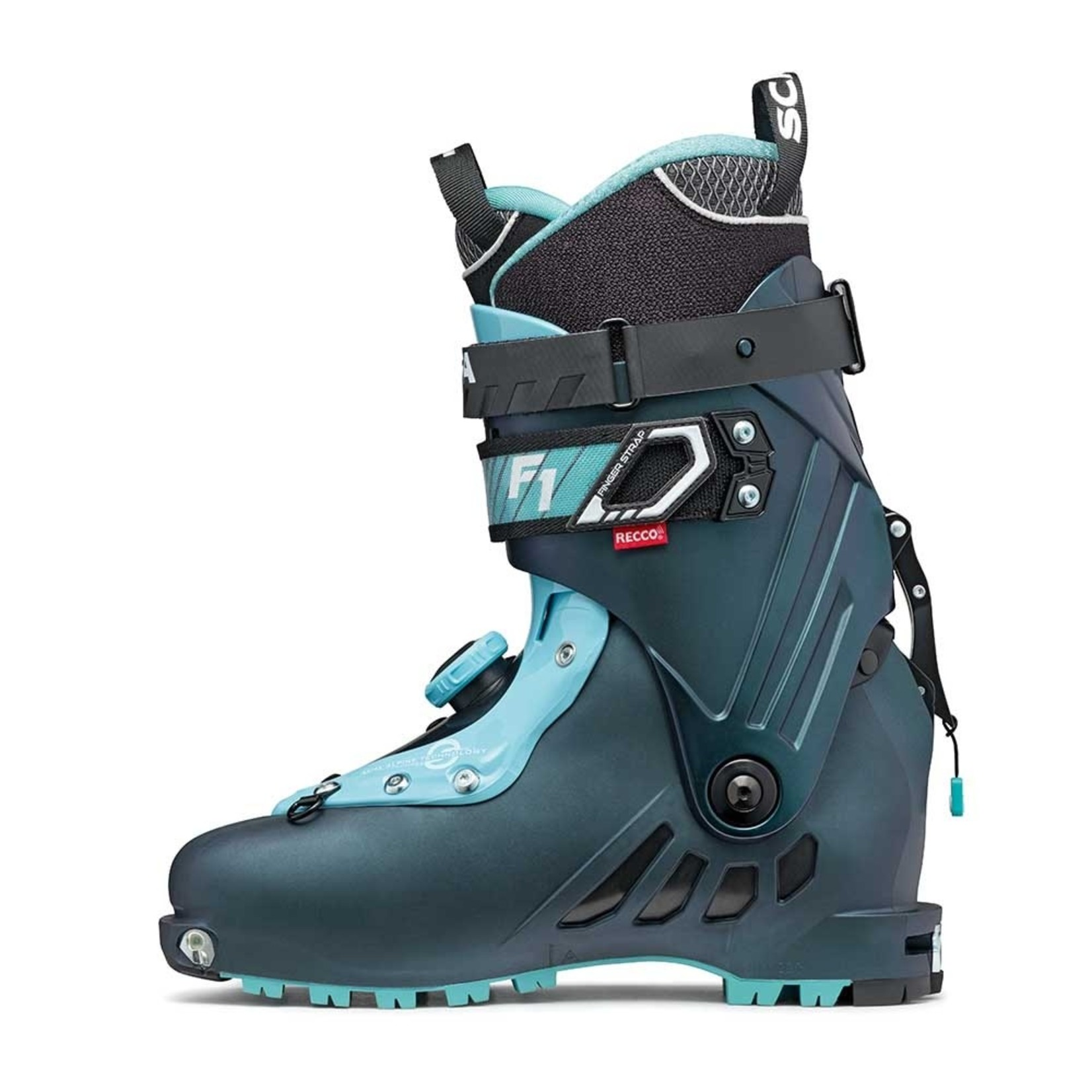 Scarpa Botte de ski Scarpa F1 (2021) - Femme