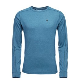 Black Diamond Black Diamond Solution 150 Merino Base Crew - Men