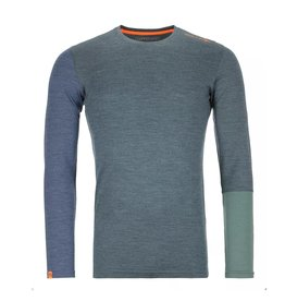 Ortovox Ortovox 185 Rock'n'wool Long Sleeve - Men