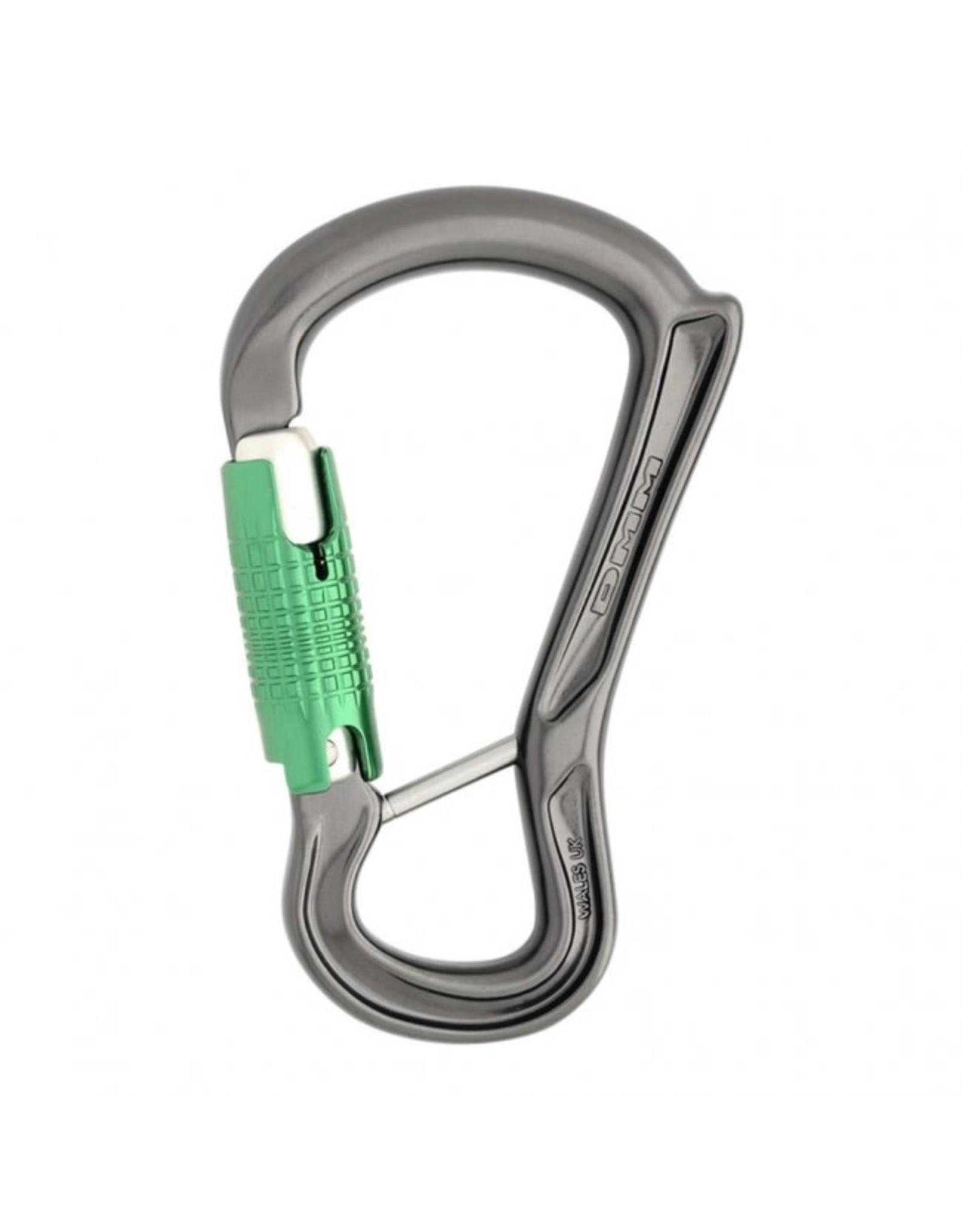 DMM DMM Ceros Locksafe Carabiner with Captive Bar
