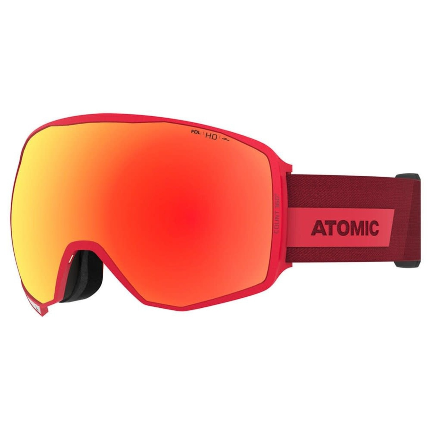 Atomic Lunette de ski Atomic Count 360 HD - Unisexe