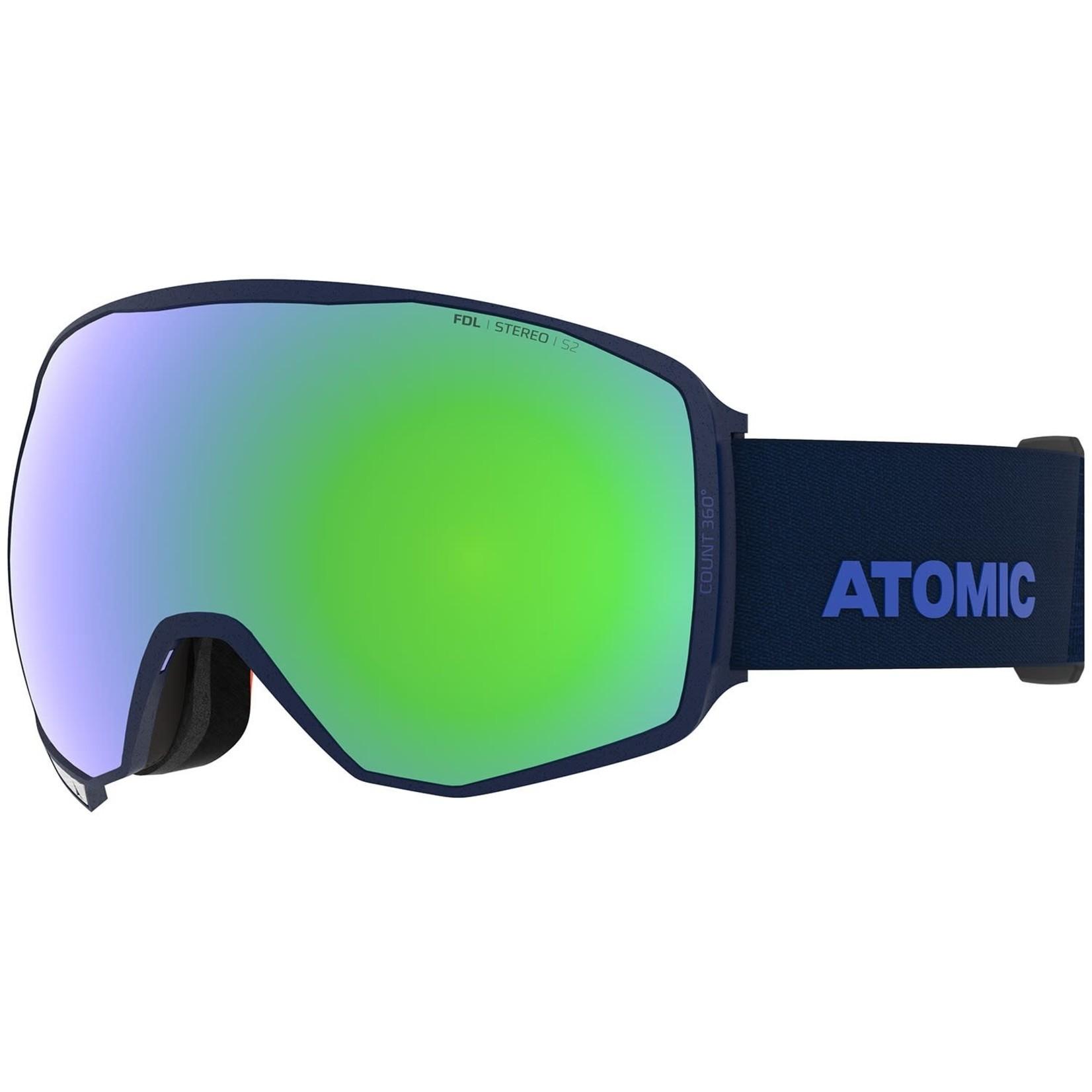 Atomic Lunette de ski Atomic Count 360 Stereo - Unisexe