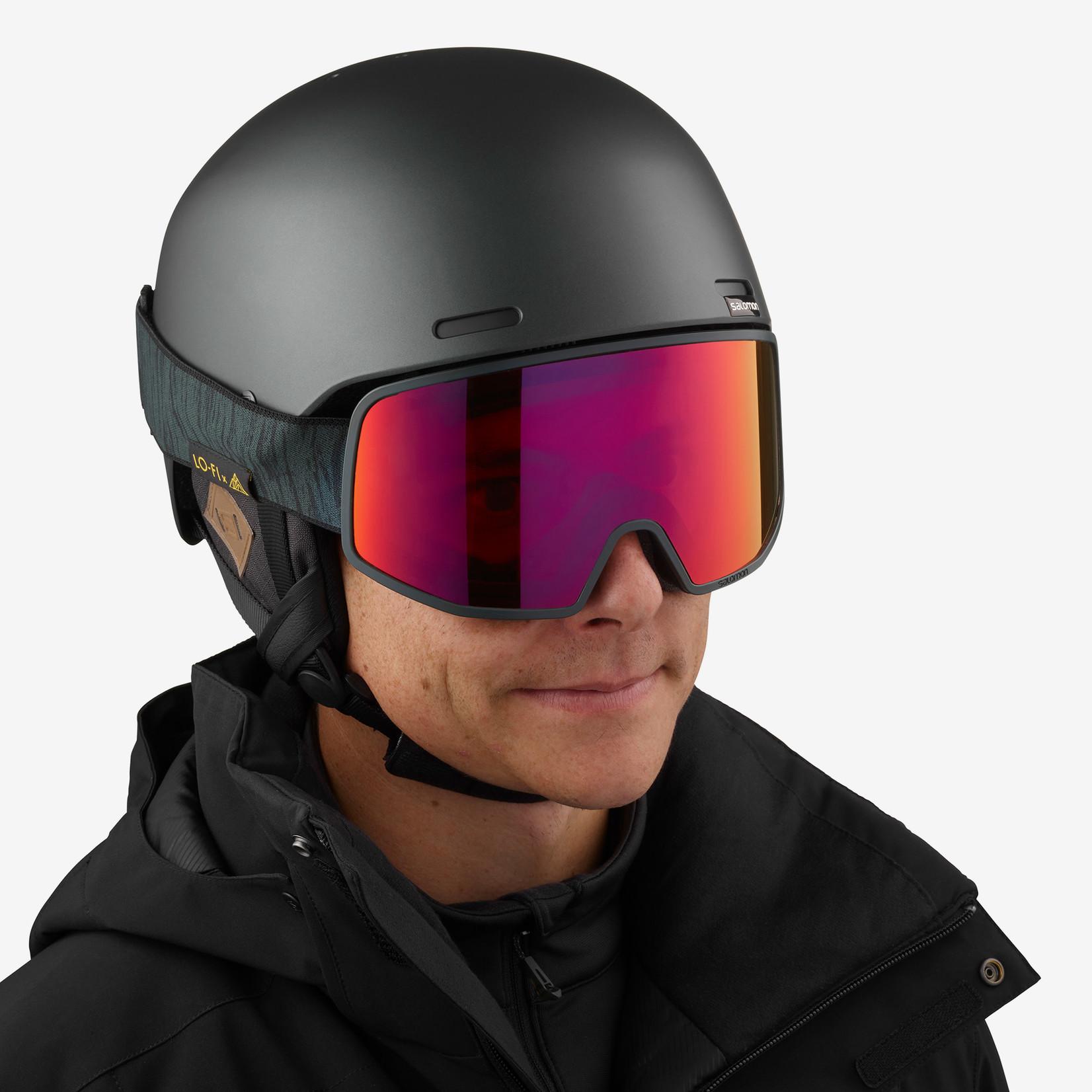 Salomon Lunettes de ski Salomon Lo Fi Sigma - Unisexe