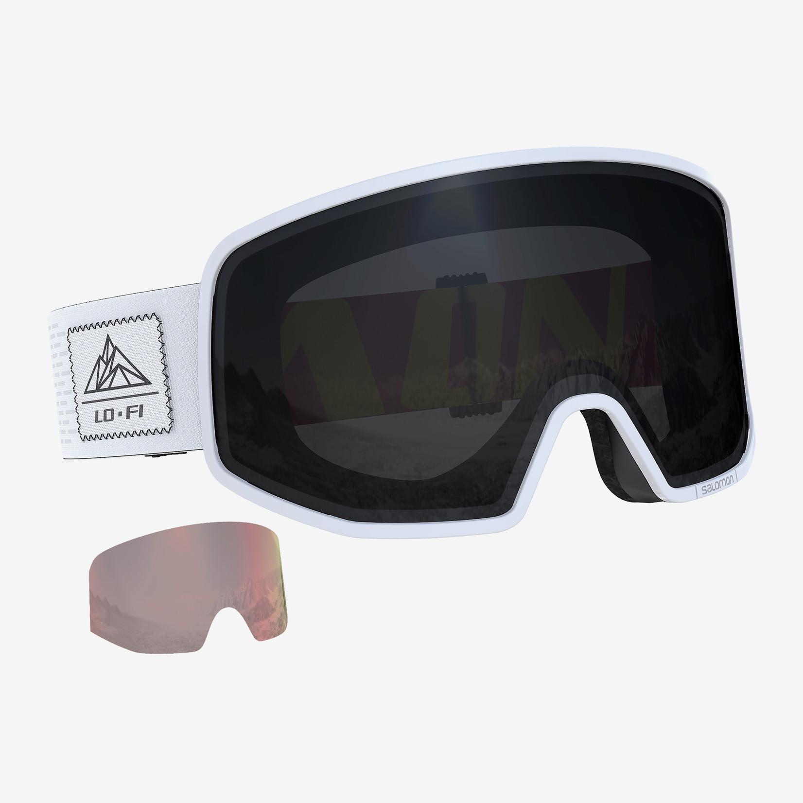 Salomon Lunettes de ski Salomon Lo Fi - Unisexe
