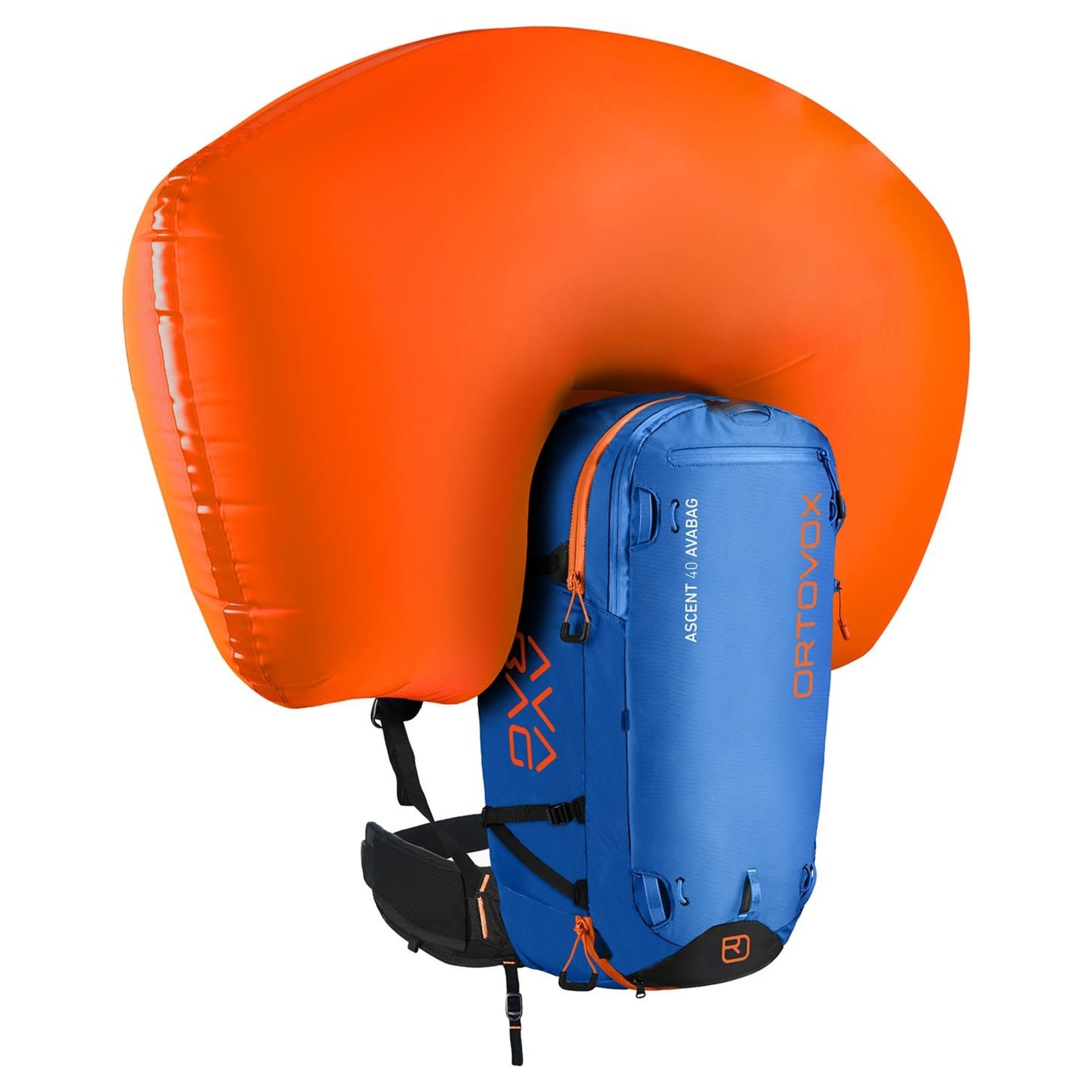 Ortovox Sac gonflable Ortovox Ascent 38 S Avabag