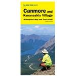 Gemtrek Map Canmore Kananaskis Village