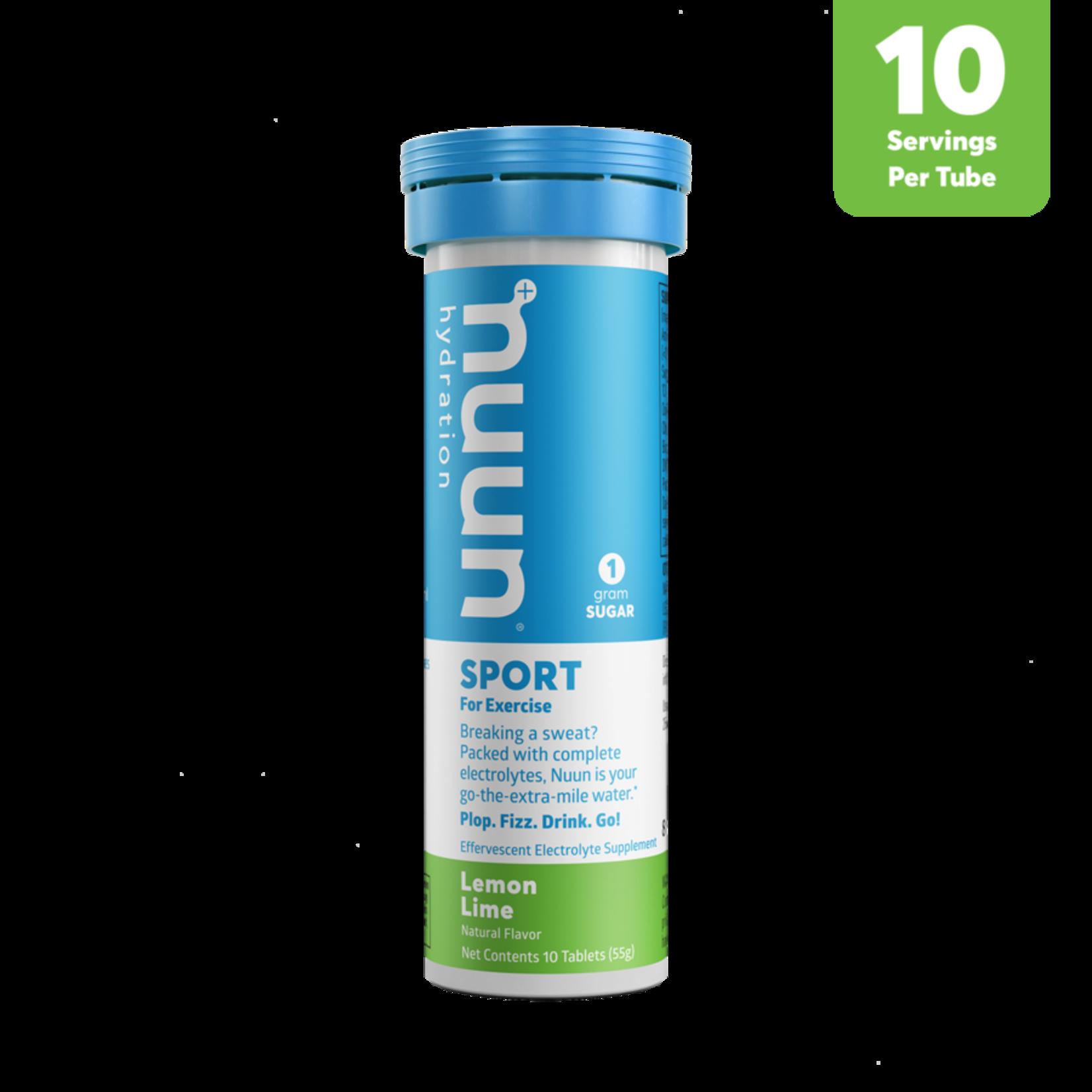 NUUN Sport - Citron et lime