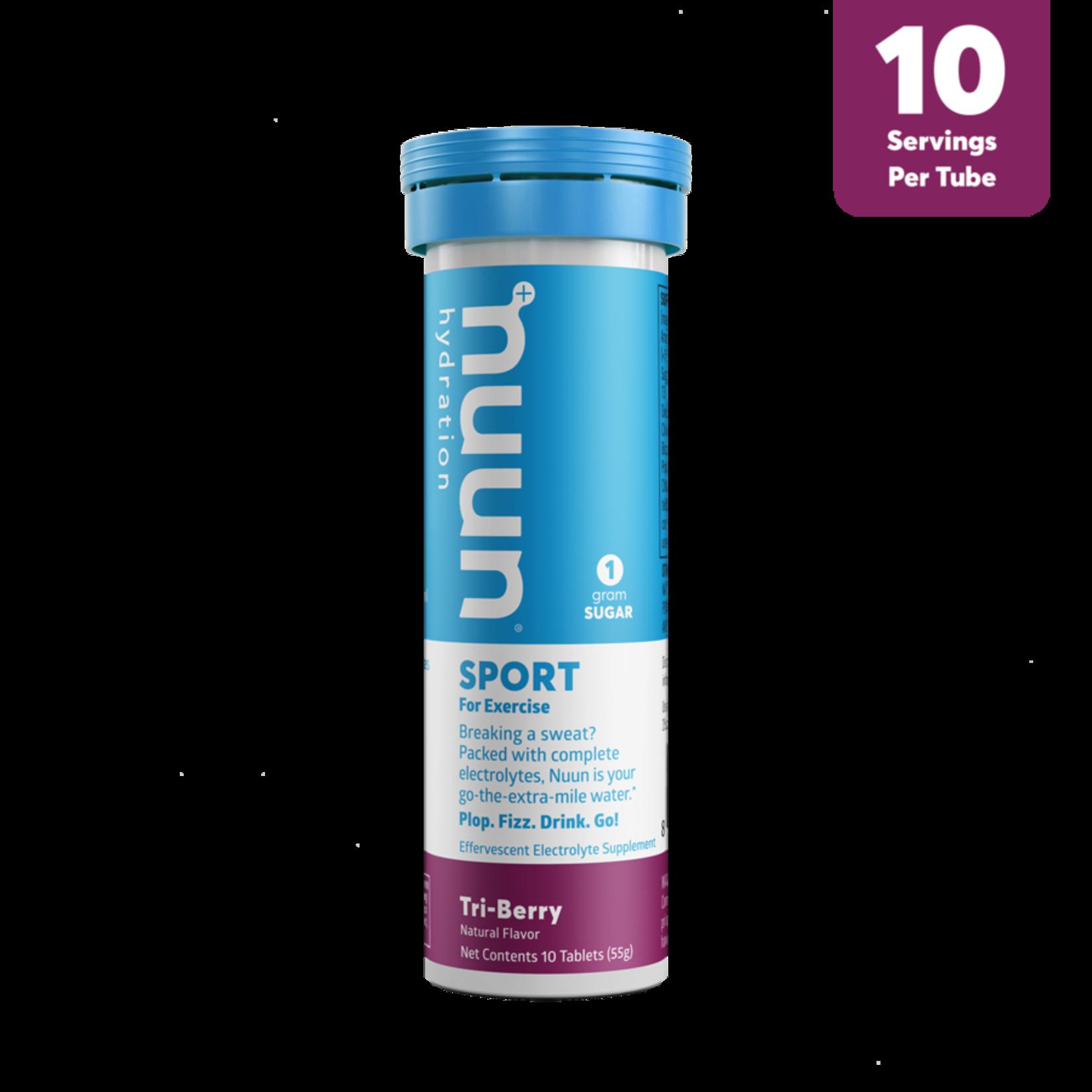 NUUN Sport - Tri-Berry