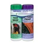 Nikwax Softshell Duo Pack