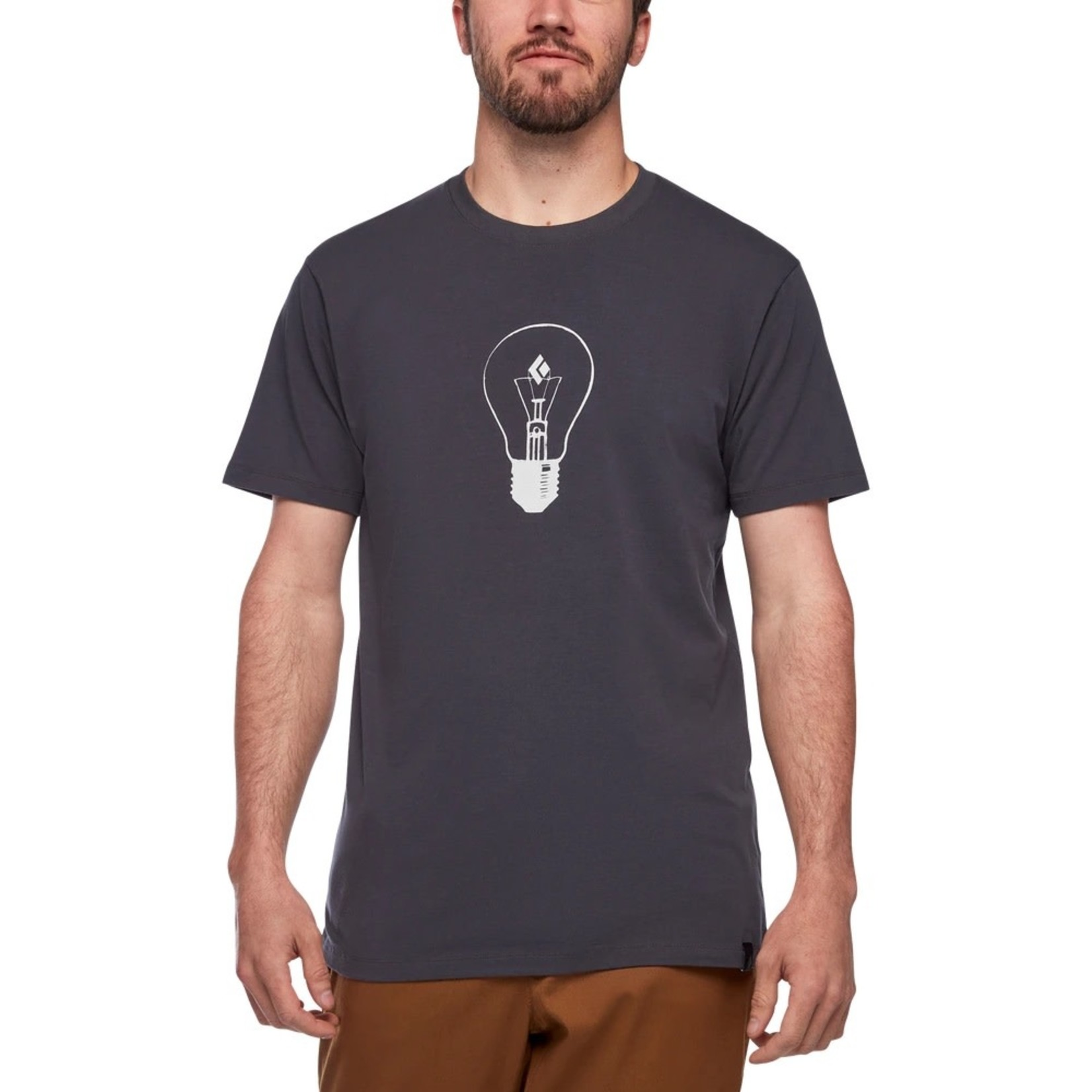 Black Diamond T-shirt Black Diamond Idea Tee - Homme