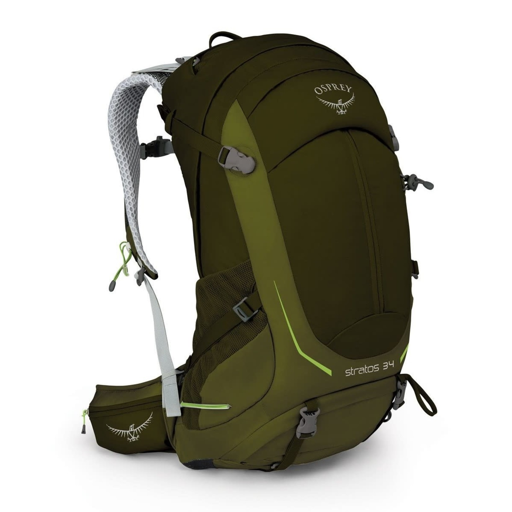 Osprey Sac à dos de randonnée Osprey Stratos 34
