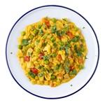 Curry Jaune avec riz au poulet Mountain House