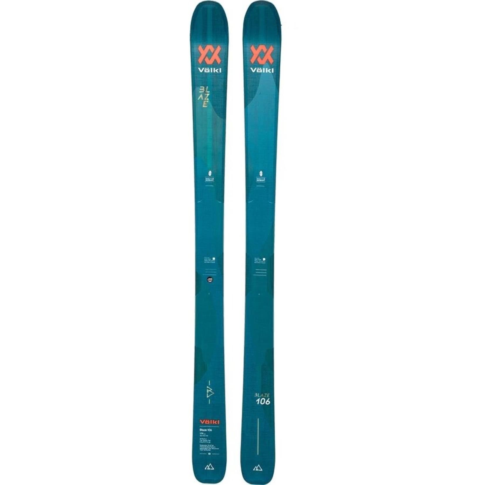 Volkl Ski Volkl Blaze 106 - Homme