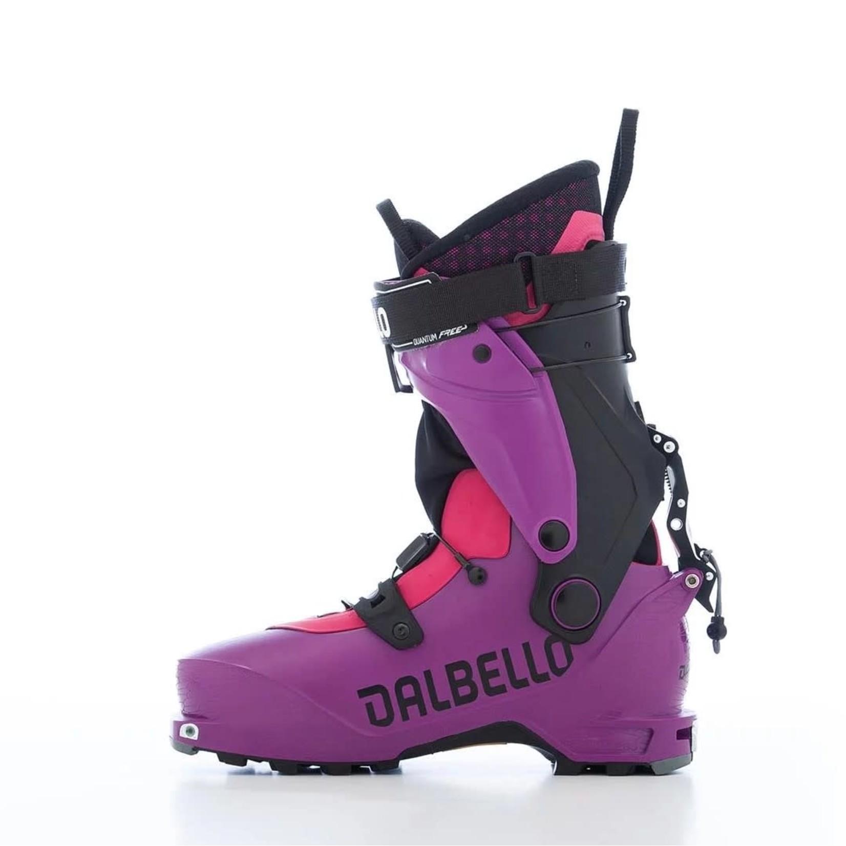 Botte de ski Dalbello Quantum Free 105 - Femme