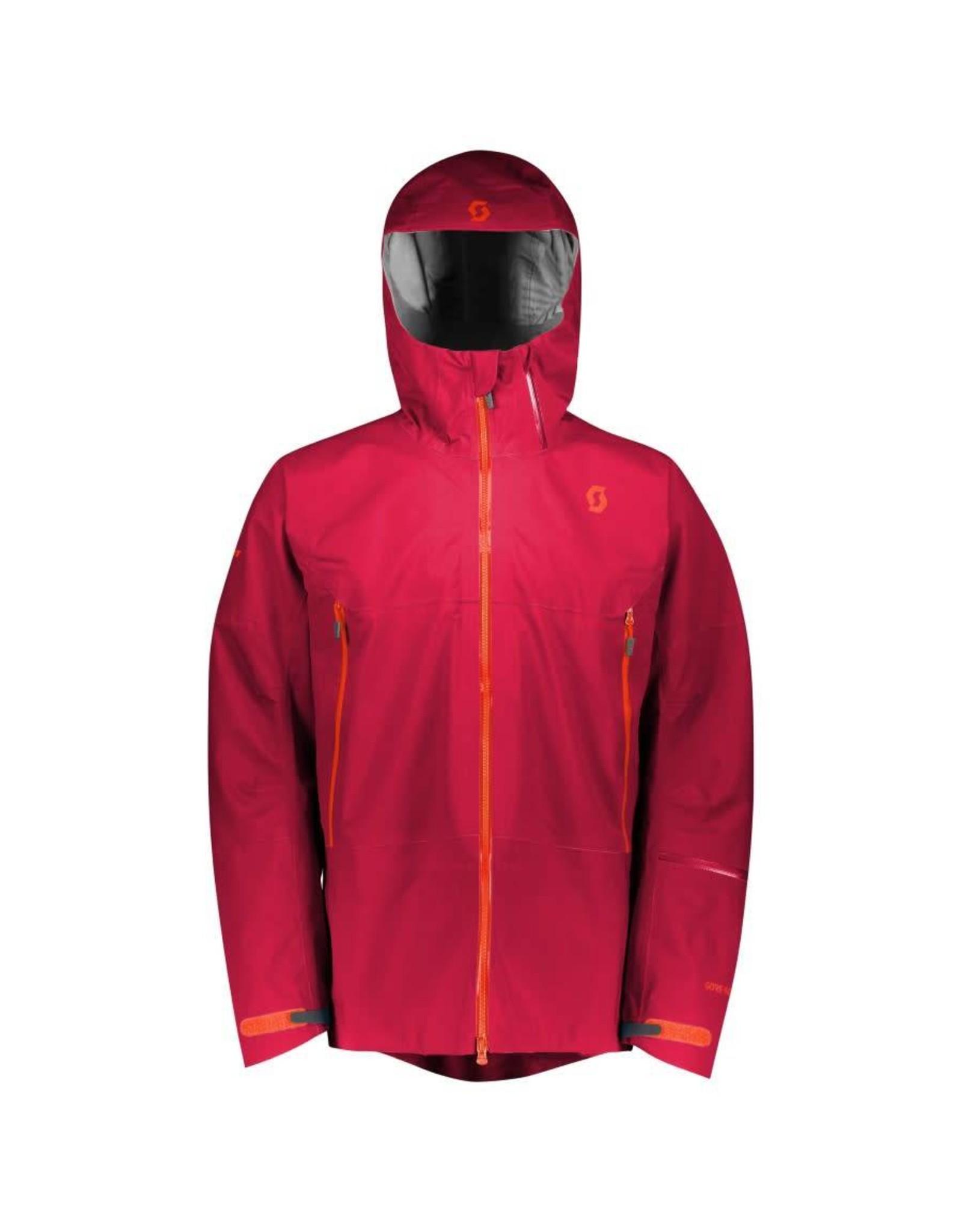 Scott Scott Men's Vertic Tour  Jacket