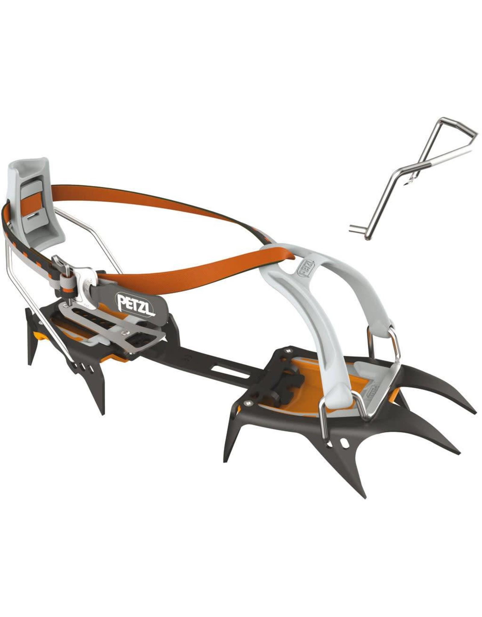 Petzl Petzl Irvis  Crampon - Leverlock Universal