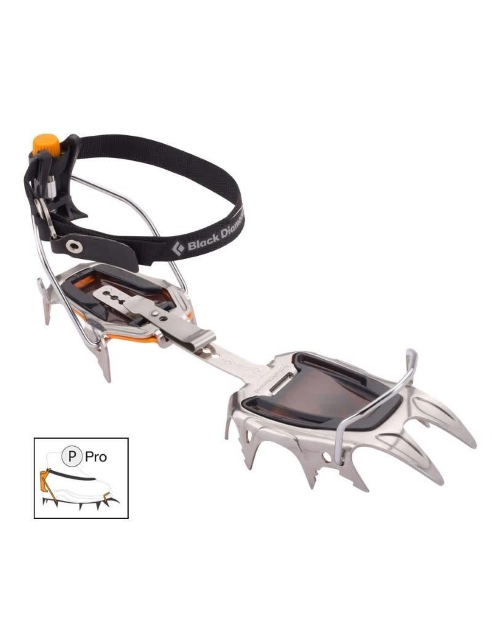 Black Diamond Crampons Black Diamond Sabretooth