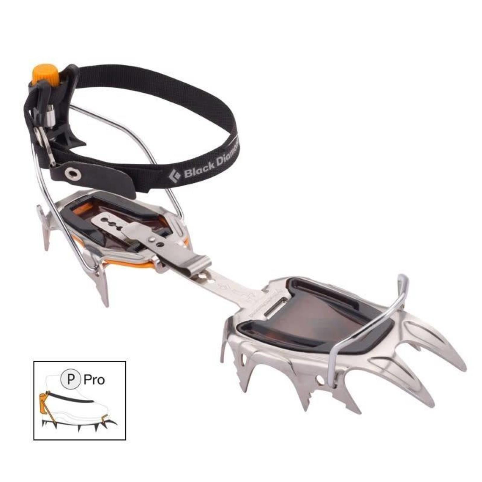 Black Diamond Crampons Black Diamond Sabretooth