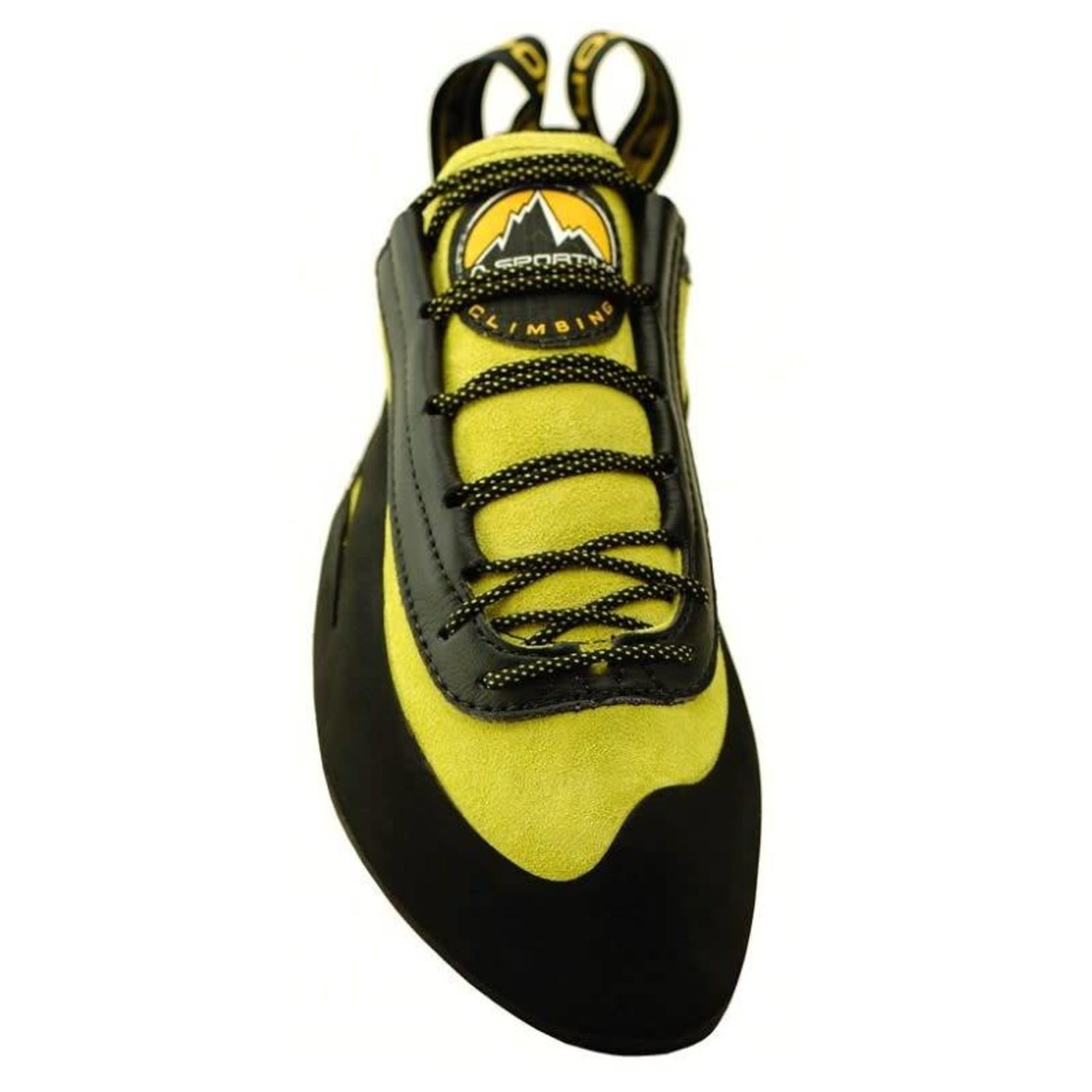 La Sportiva Miura Lace-up Climbing Shoes | Vertical Addiction ...