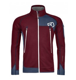 Ortovox Ortovox Merino Fleece Plus Jacket - Men