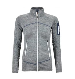 Ortovox Ortovox Women's Merino Fleece Light Melange Jacket