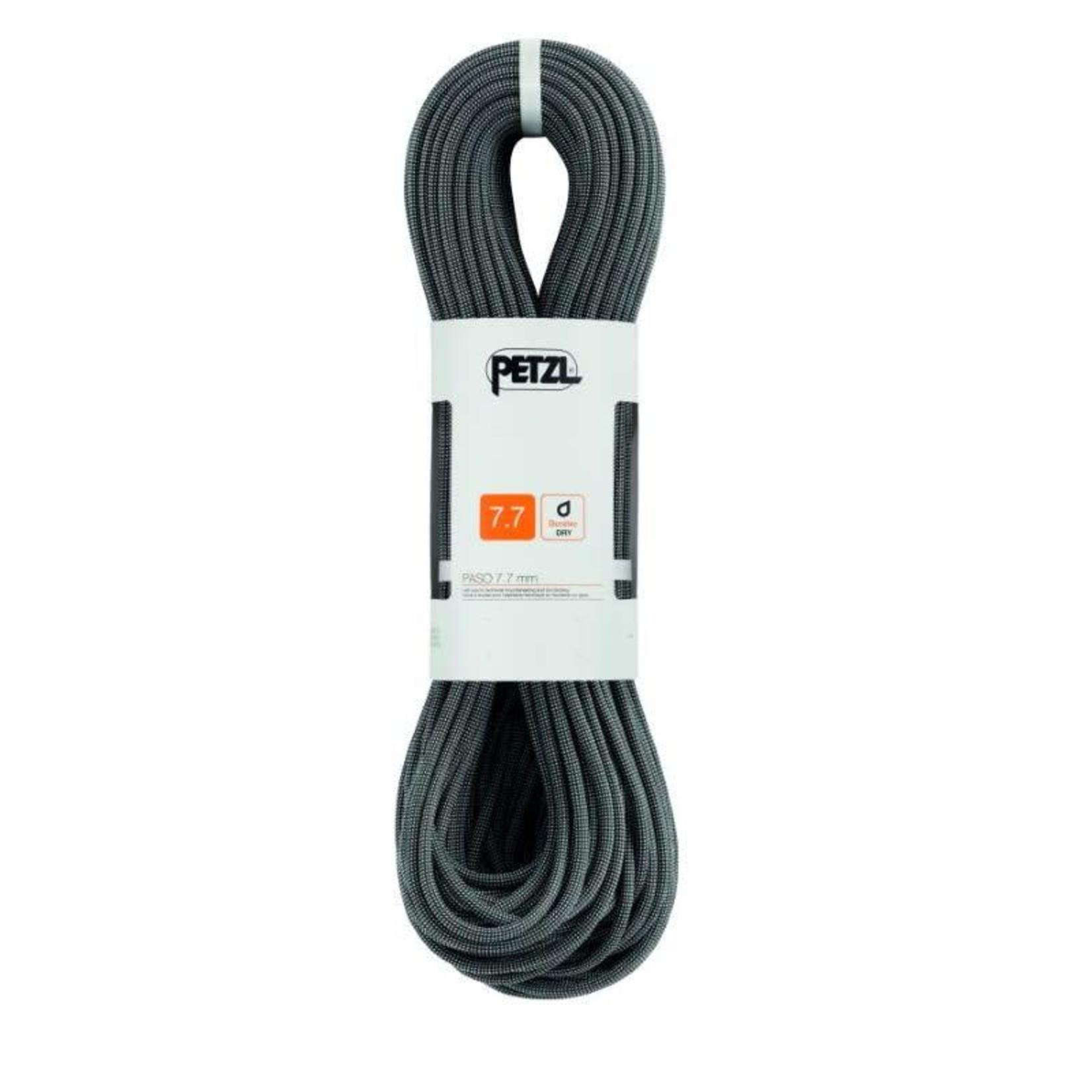 Petzl Petzl Paso Guide 7.7 mm Dry Rope