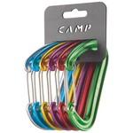 Camp Ensemble de mousquetons CAMP Photon Wire - Paquet de 6