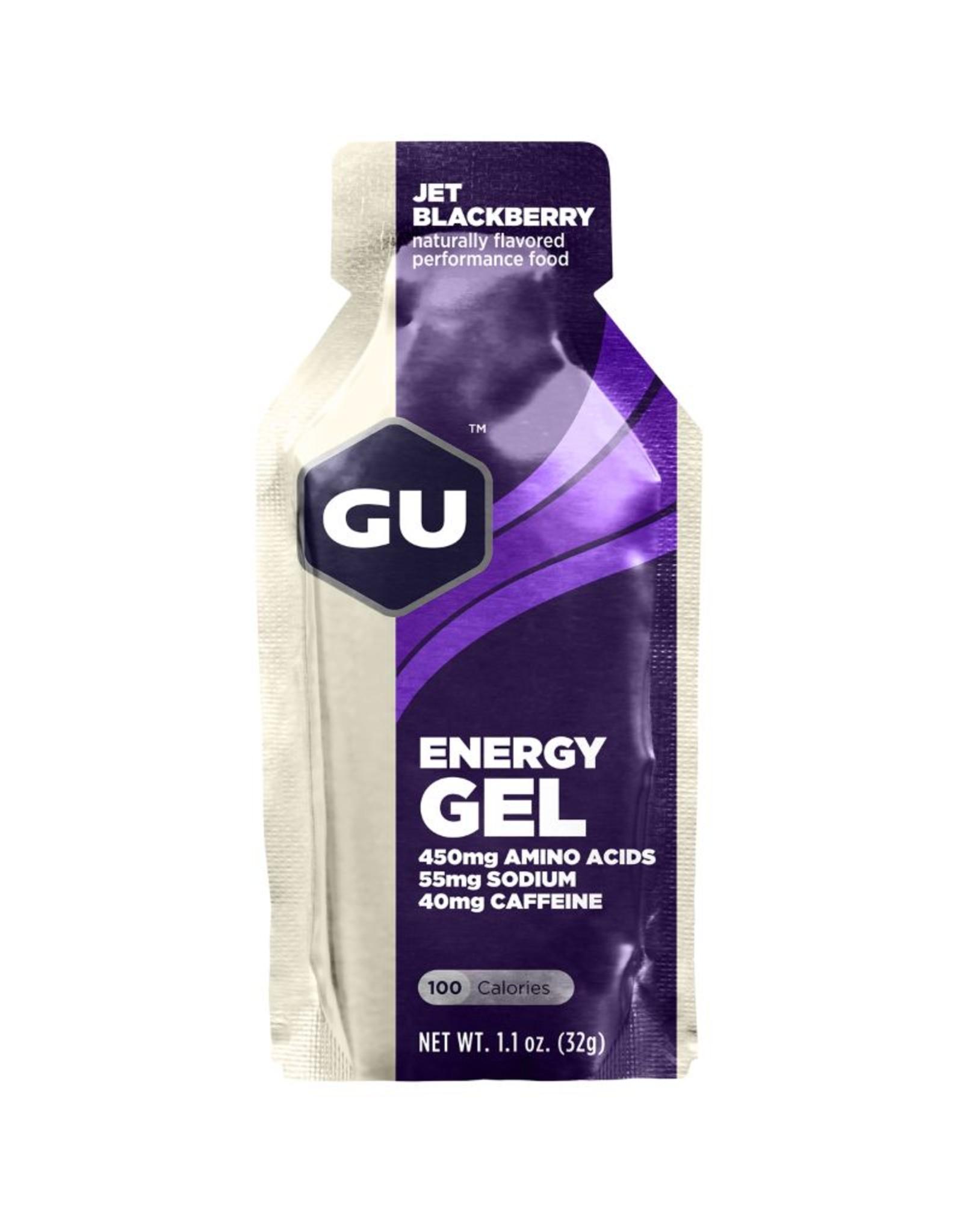 GU Energy Gel - Jet Blackberry