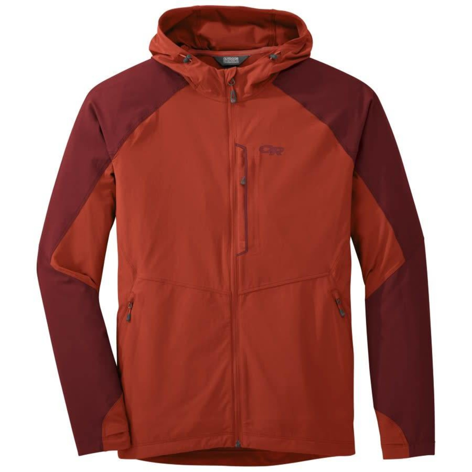 Outdoor Research Outdoor Research Ferrosi Hooded Jacket - Men