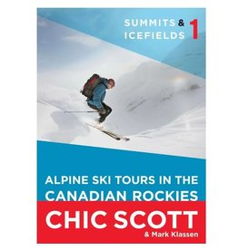 Summits & Icefields 1 - Alpine Ski Tours in the Canadian Rockies