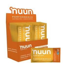 NUUN Performance Hydration Packet - Orange/Mango