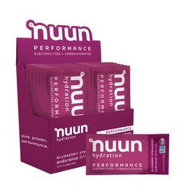 NUUN Performance Hydration Packet - Blueberry/Strawberry