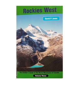 Rockies West Climbing Guide - Volume 3