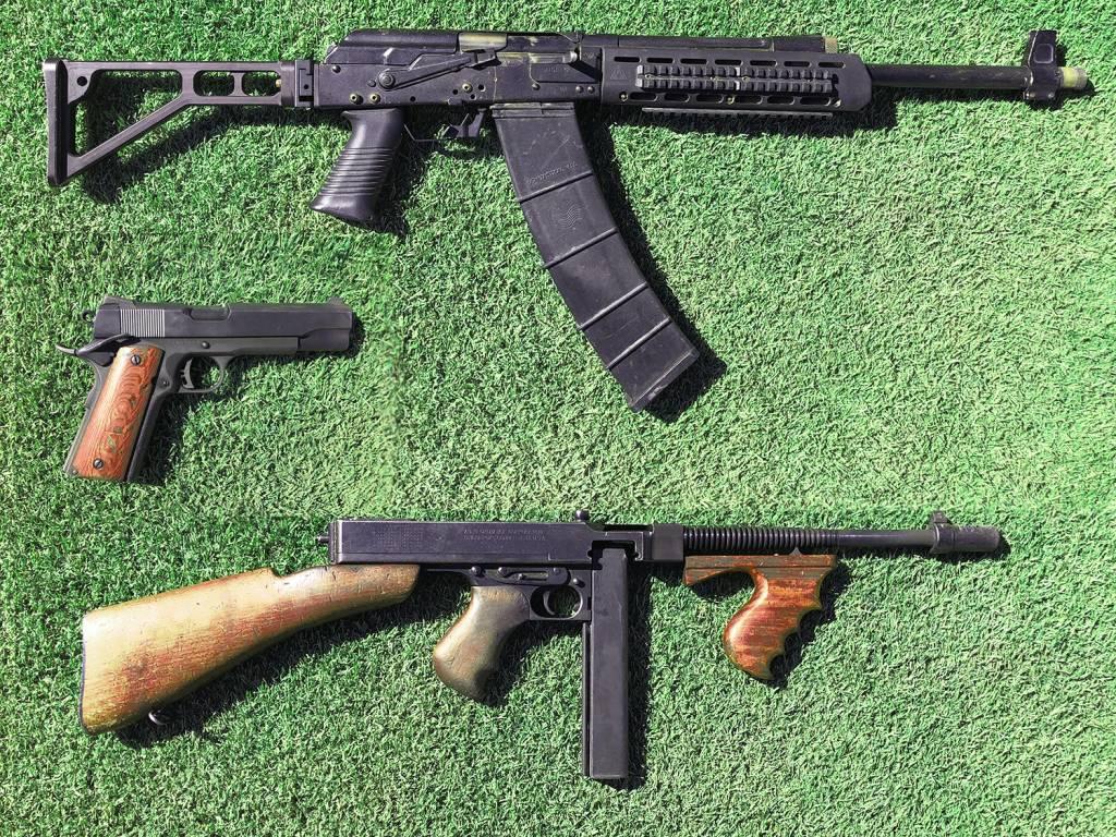 Pubg - 6 Gun Package