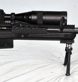.338 LAPUA - SAVAGE STEALTH SNIPER RIFLE