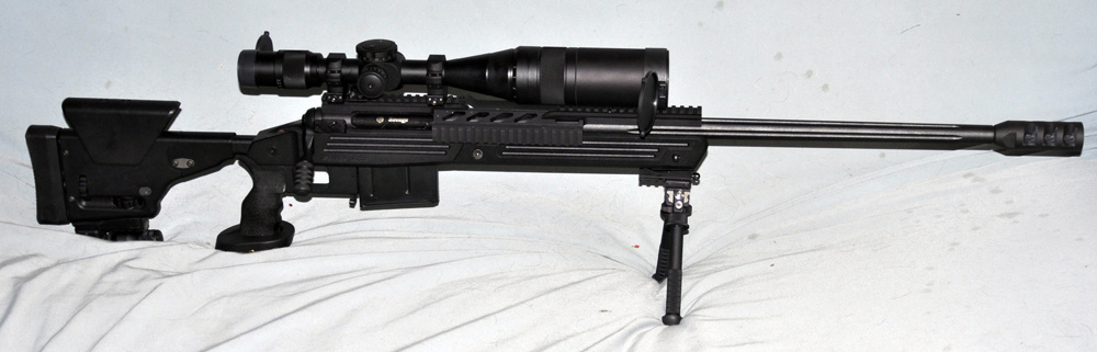 Savage Arms - 110 BA STEALTH LAPUA SNIPER RIFLE
